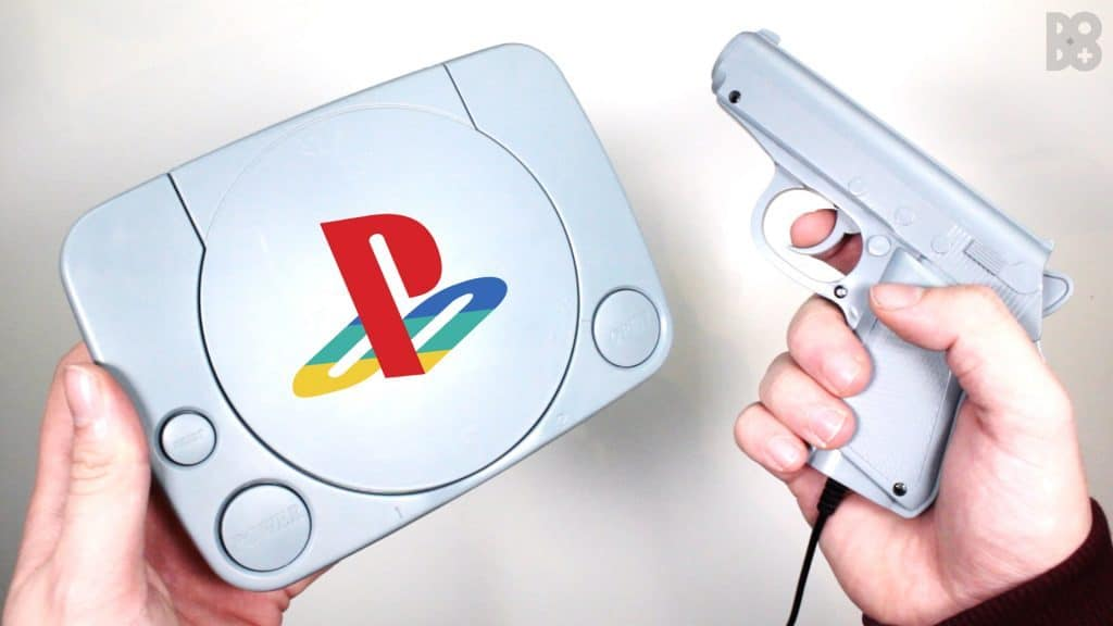 fake playstation 1 - Fake consoles