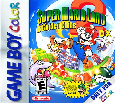 super mario land 2 gameboy