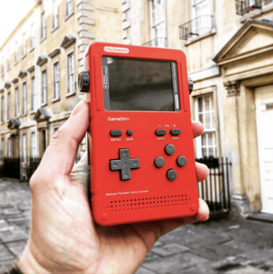 clockworkpi gameshell