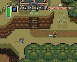 link to the past gameplay