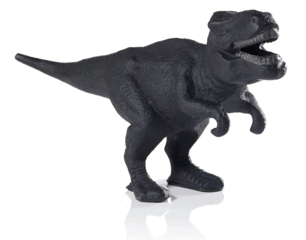T Rex bottle opener. Retro kitchen products