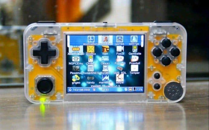 Game Kiddy 350h Is The Latest 100 Handheld On The Block