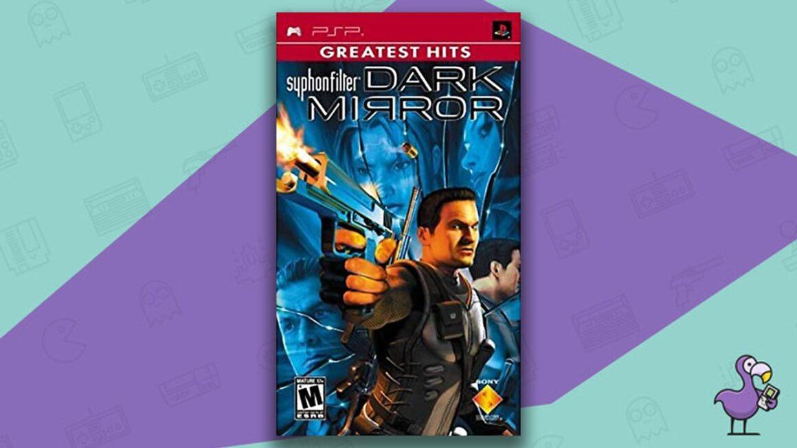 Best PSP Games - Syphon filter Dark Mirror