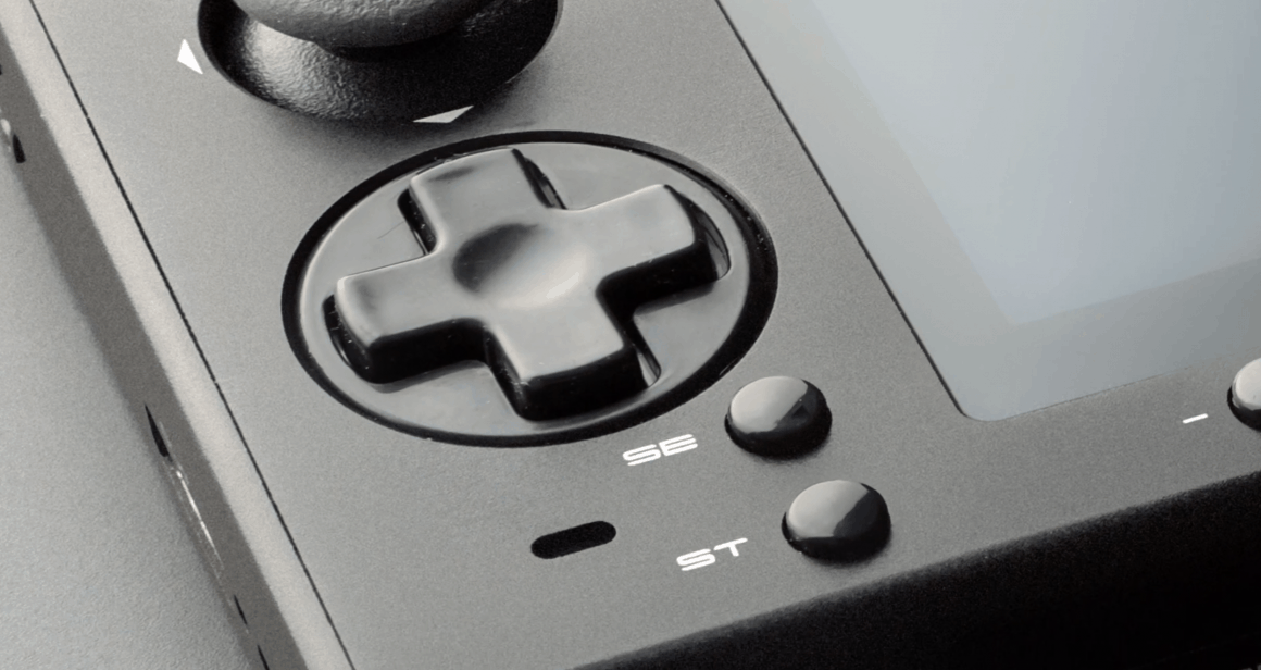 This D-Pad looks really nice and ergonomically designed