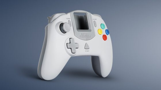 retro fighters dreamcast
