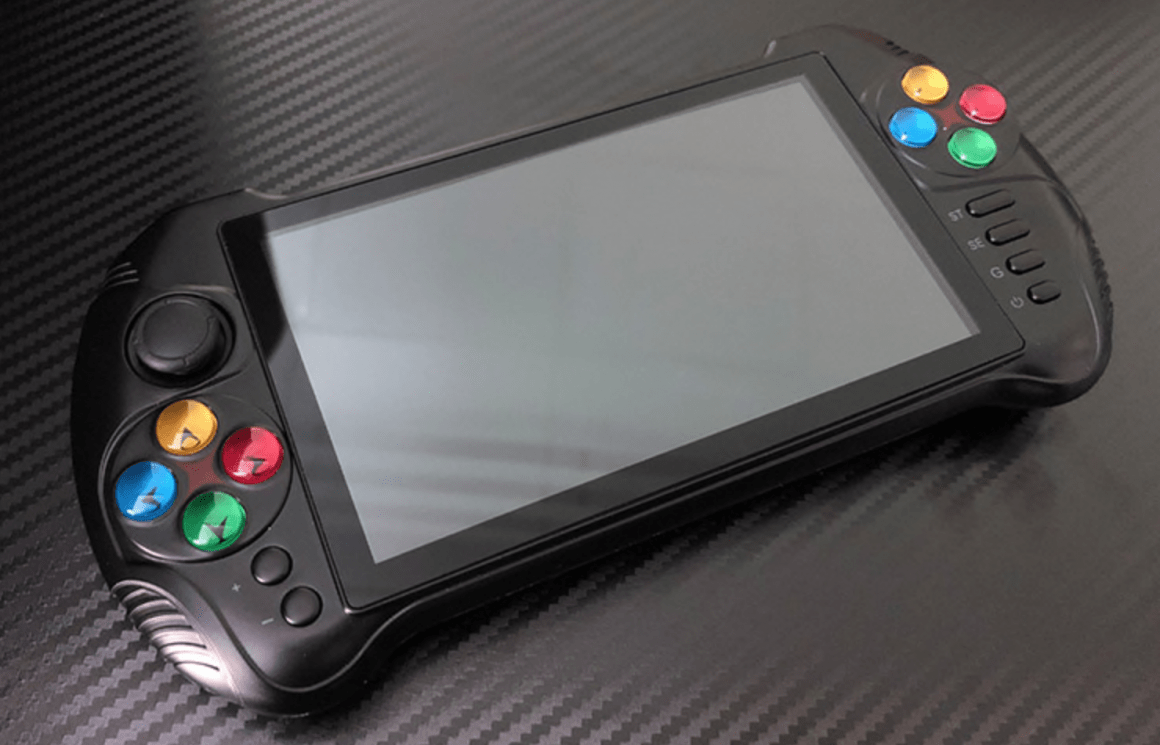 Powkiddy X15 - all of your favourite consoles rolled into one