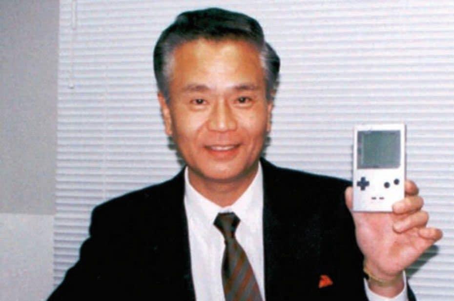 Gunpei Yokoi Gameboy