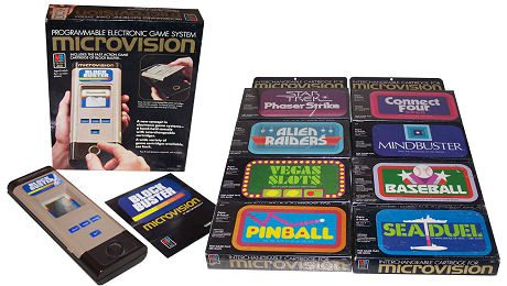 Microvision Handheld