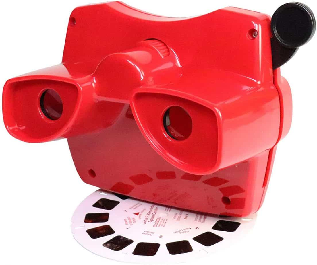 80s toys - view master