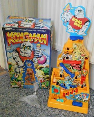 Kong Man