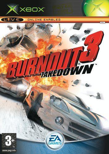 Burnout 3 - best original xbox games