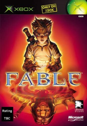 Fable Game Case - best original xbox games