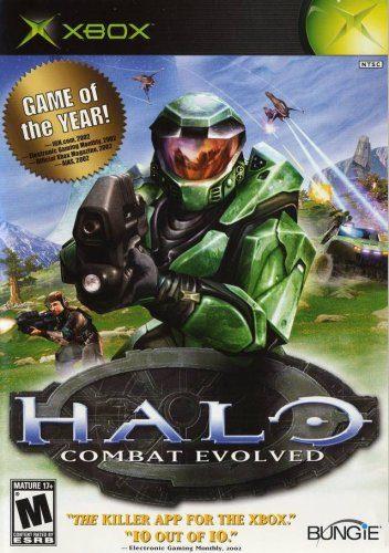 Halo: Combat Evolved Game Case - best original xbox games