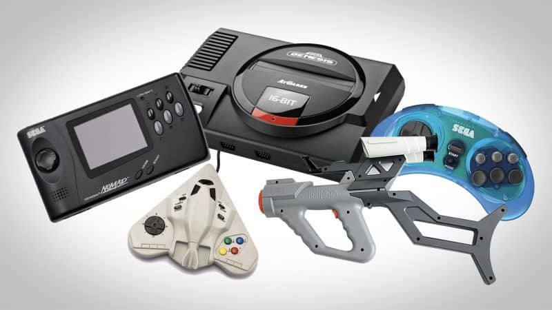 best mega drive accessories