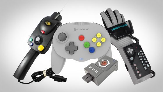best nintendo 64 accessories