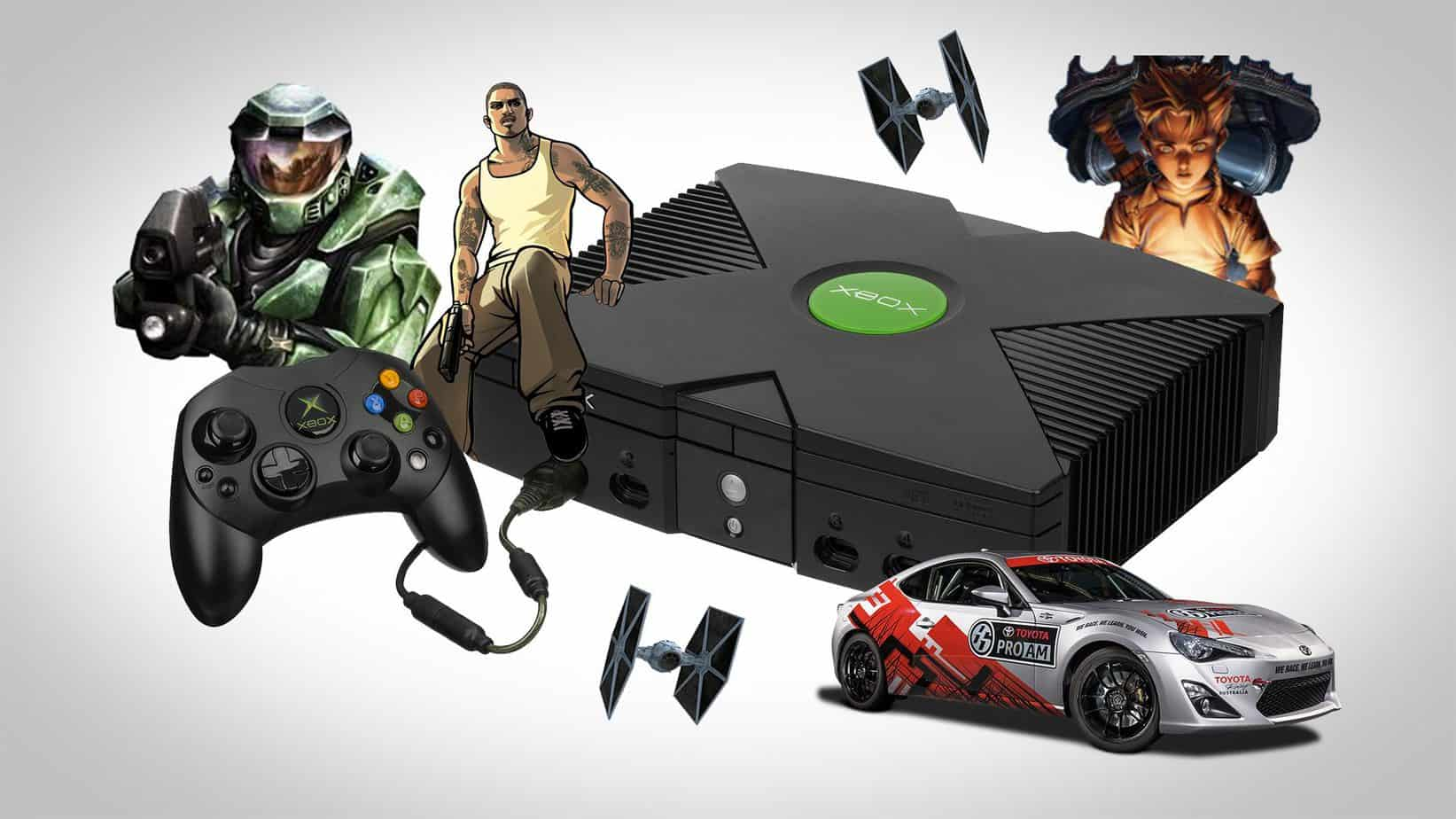 15 Best Original Xbox Games Of All Time