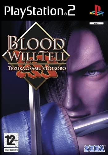 Blood will tell - rare PS2 games