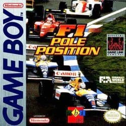 Rare Gameboy Games - F1 Pole Position