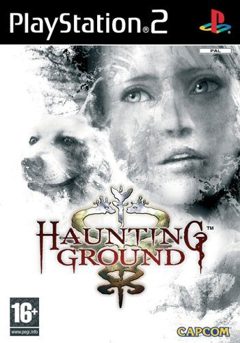 Haunting Ground - rare PS2 games