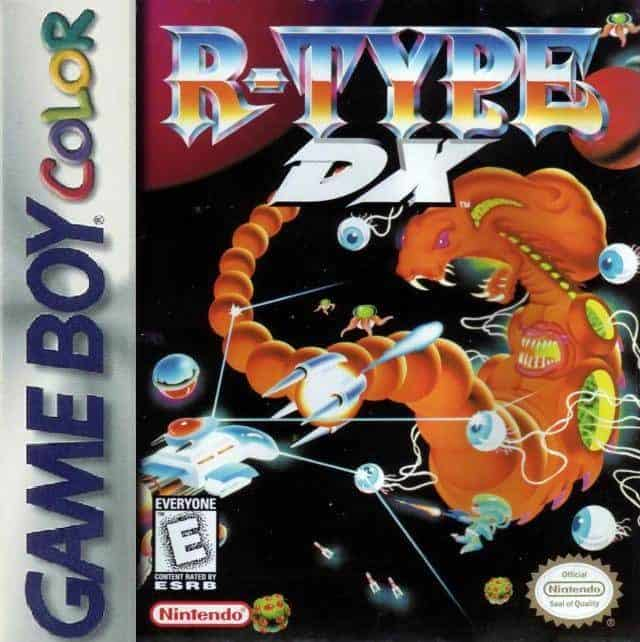 Best GameBoy Color games - R-Type DX Game Case
