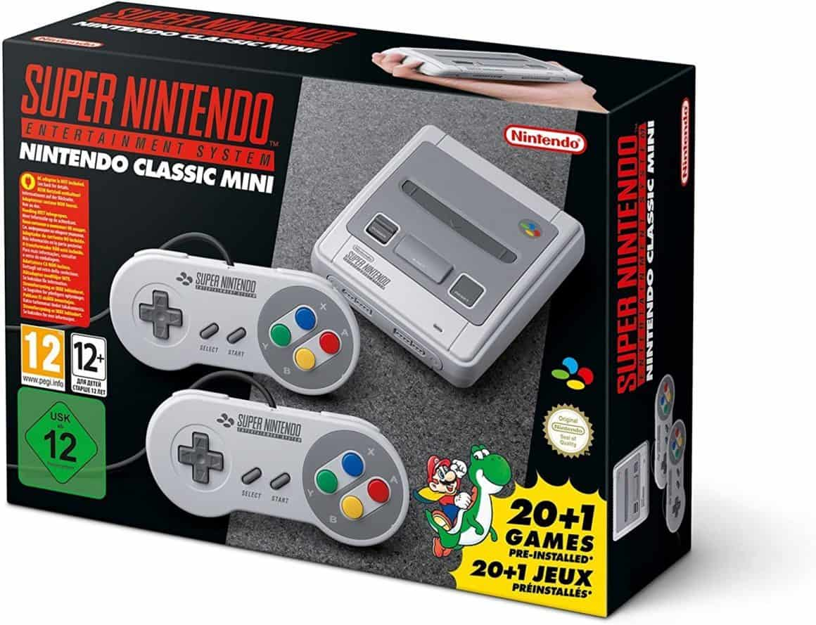 Best SNES Accessories - SNES MINI