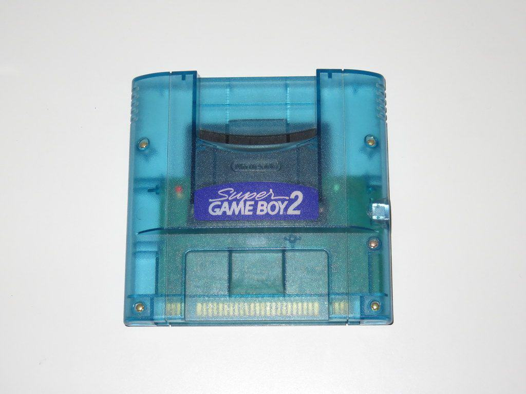 Super Game Boy cart for the SNES