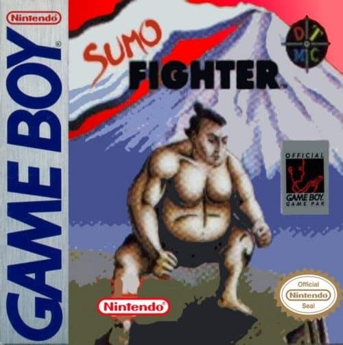 Rare Gameboy Games - Sumo Fighter