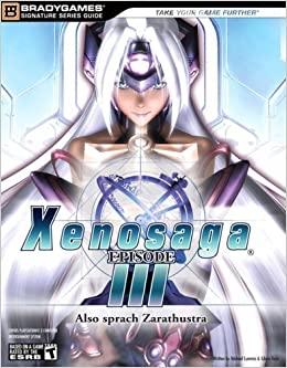Xenosaga 3 - rare PS2 games
