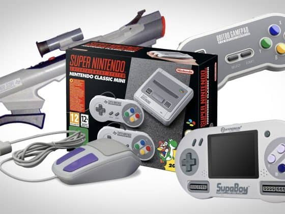 best snes accessories