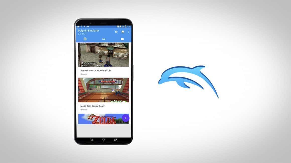 dolphin android emulator