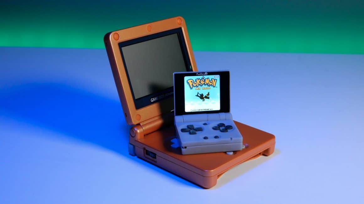 mini gameboy advance sp