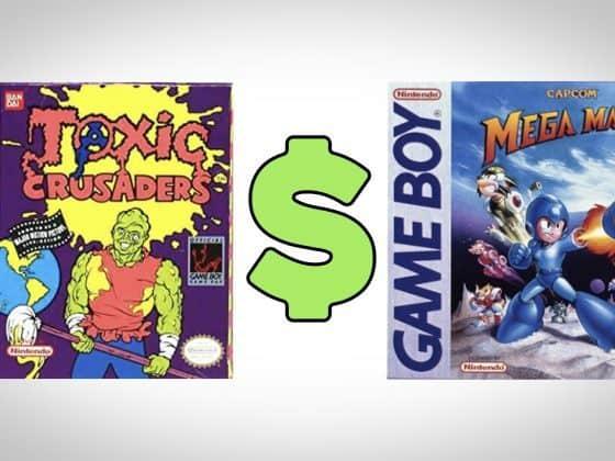 rare gameboy games