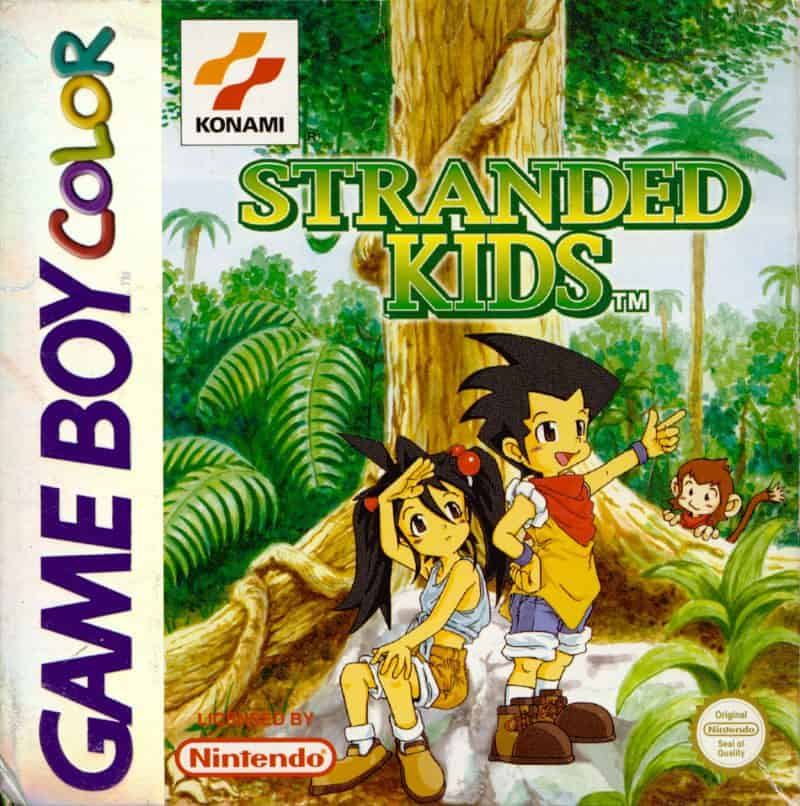 Best GameBoy Color games - Survival kids