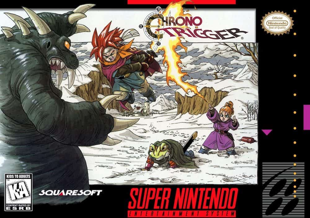 Rare SNES games - Chrono Trigger