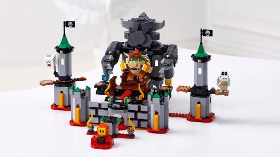 lego boswer's castle