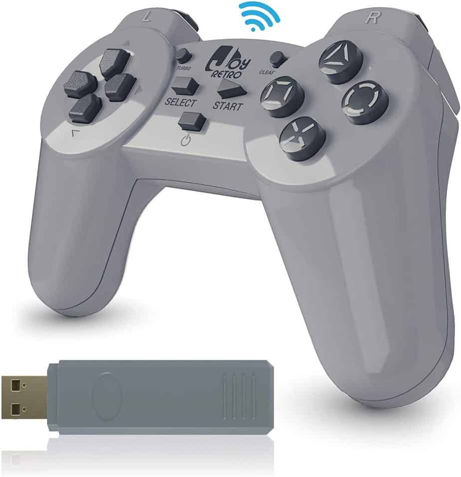 Wireless controller for the classic mini