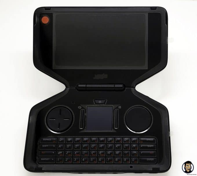 Panasonic Jungle Handheld in black