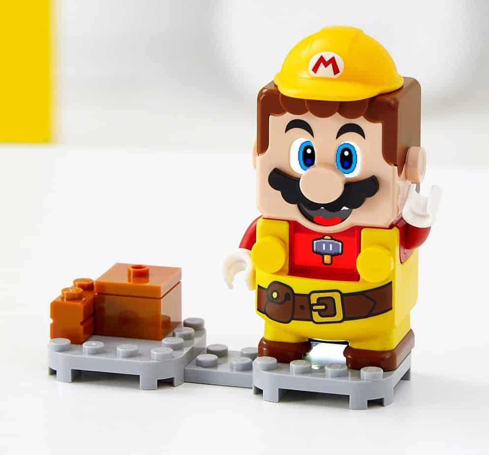 lego super mario builder