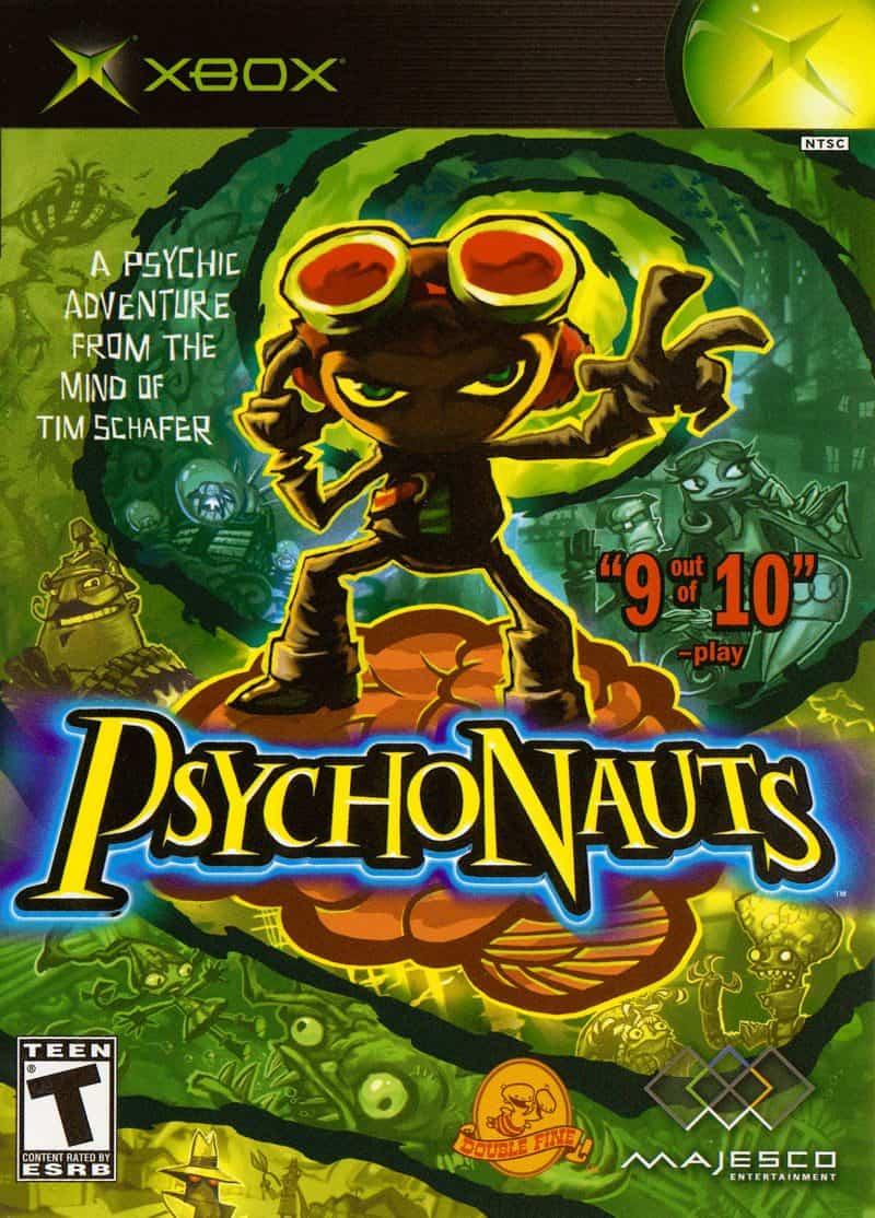 Best Original Xbox Games - Psychonauts