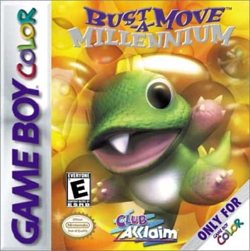 Best Gameboy Games - Bust-a-move