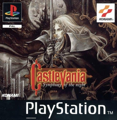 Best Ps1 Games - Castelvania Symphony Of The Night