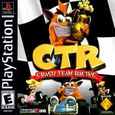 Best Ps1 Games - CTR