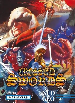 best neo geo games - crossed swords