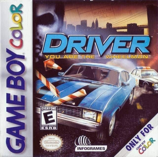 Best Gameboy Games - Driver