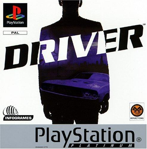 Best Ps1 Games - Driver