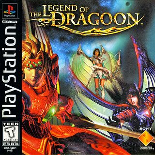Best Ps1 Games - Legend Of The Dragoon