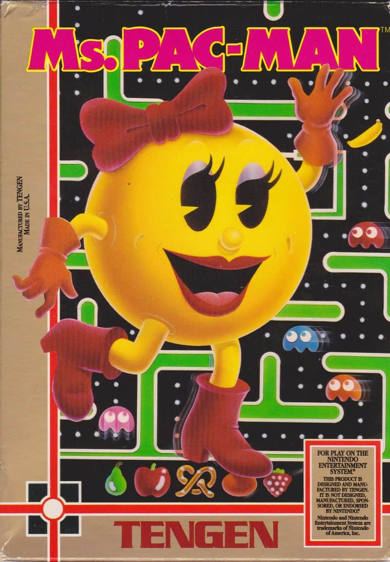 Best Mame Games - Ms Pac-Man