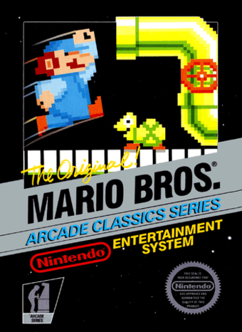 Best Mame Games - Mario Bros.