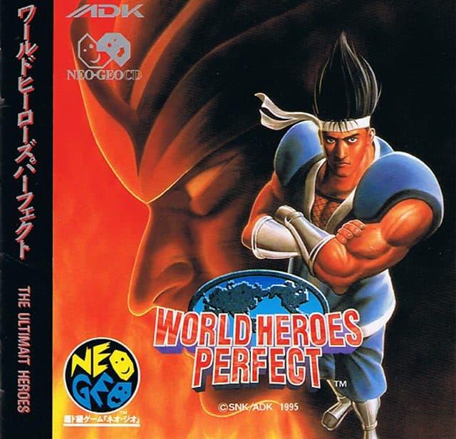 best neo geo games - World Heroes Perfect