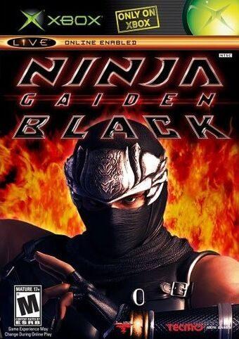 Best Original Xbox Games - Ninja Gaiden